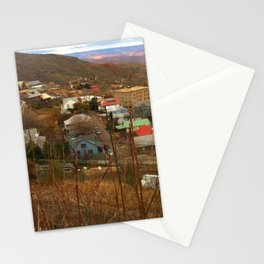Hillside View Stationery Cards