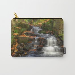 Bentley Brook waterfall Carry-All Pouch