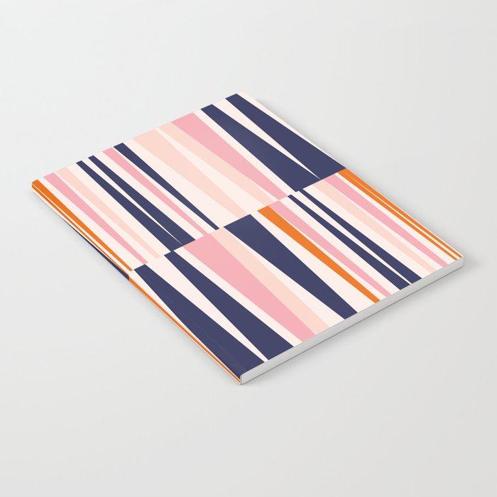 Beaching Pattern Notebook