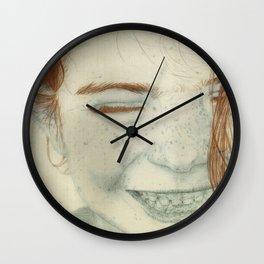 Cause i'm happy Wall Clock