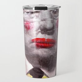 Tramps the Clown Travel Mug