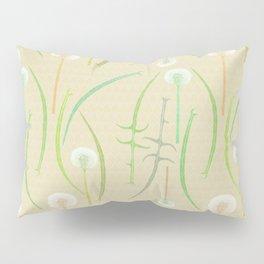 Dandelion pattern Pillow Sham