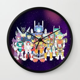 MTMTE S1 Wall Clock