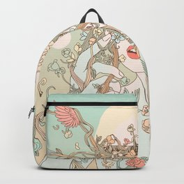 A Natural View (Life Before My Eyes) Backpack