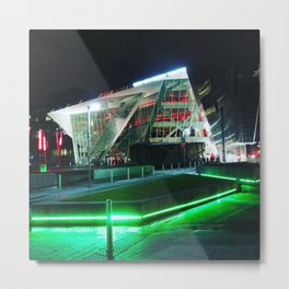 Show must go on Metal Print