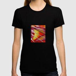 Zig Zag blanc T-shirt