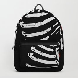 LIVING IN DEATH Backpack