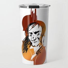 Niccolo Paganini Travel Mug