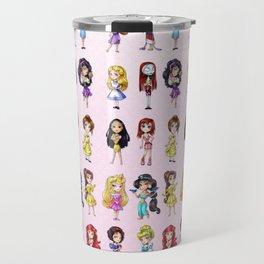 Disney Princesses Travel Mug
