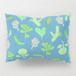 A Whole Lotta Succulent Cuttings Pillow Sham