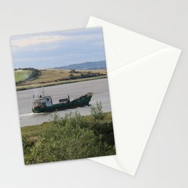 Ship into Launceston Docks* Stationery Cards