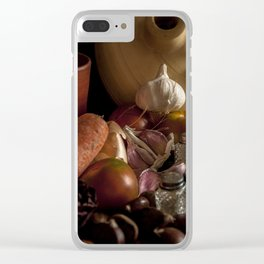 Still life #6 Clear iPhone Case