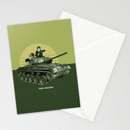 Tank Sinatra Stationery Cards