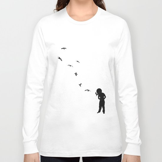 vomit Long Sleeve T-shirt