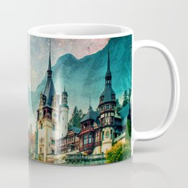 Faerytale Castle Coffee Mug