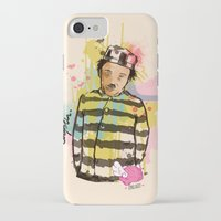 chaplin iPhone & iPod Cases featuring Chaplin by Dnl Villanueva