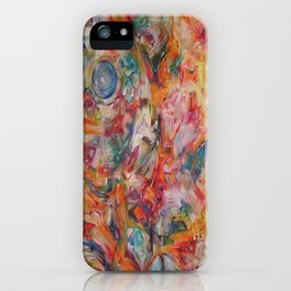 Homemade Ecstasy iPhone Case