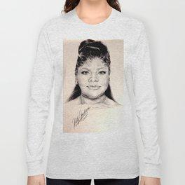 Monique Imes Jackson Long Sleeve T-shirt