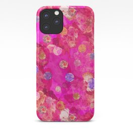 Molten Polka  iPhone Case