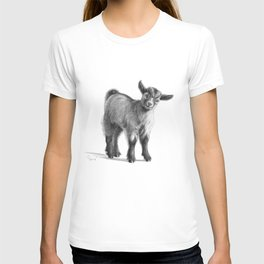 Goat baby G097 T-shirt