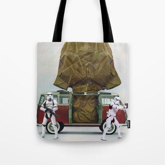 Vader Under Wraps Tote Bag