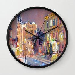 Andrew's Descent Wall Clock