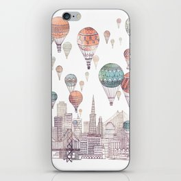 Voyages Over San Francisco ~ Refresh iPhone Skin