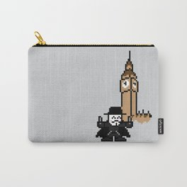 P for Pixel Carry-All Pouch