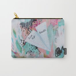 Soar High Beautiful Carry-All Pouch