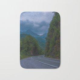 Mountain Road Montenegro Bath Mat