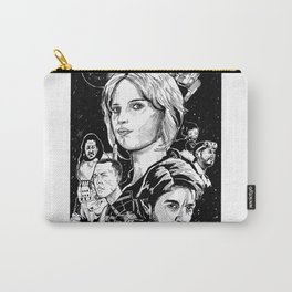 Rogue One: Full Cast Carry-All Pouch