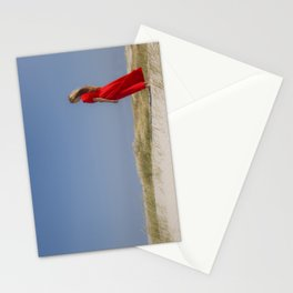 Lost in thought Stationery Cards
