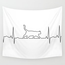 Cat Amplitude Wall Tapestry