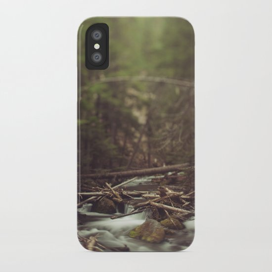 Cold Spring Creek iPhone Case