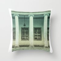 italy Throw Pillows featuring Italy by Ivan Kolev