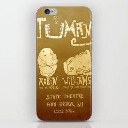 Jumanji Movie Poster iPhone Skin