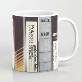 VHS Detail I Coffee Mug