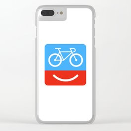 bicyclove Clear iPhone Case