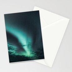 Aurora Borealis IV Stationery Cards