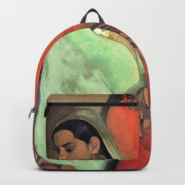 Group of Three Girls - Digital Remastered Edition Backpack