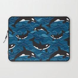 Deep Sea Orca Laptop Sleeve