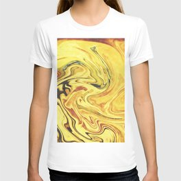 Abstract Painting X.3 T-shirt