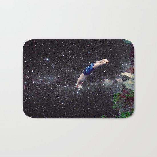 Dive Bath Mat