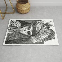 Sugar Skull - Día de Muertos - Day of the Dead Rug