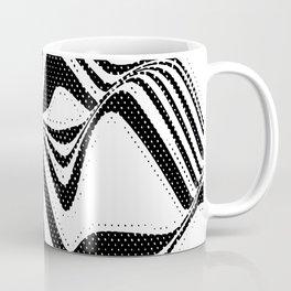 Funky Stripes Coffee Mug