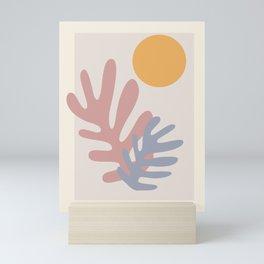 Henry Matisse Inspired Leaves Mini Art Print