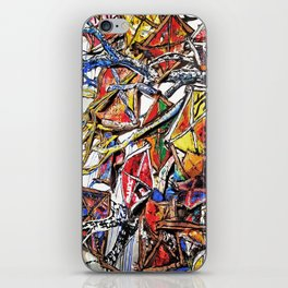 Kite Party iPhone Skin