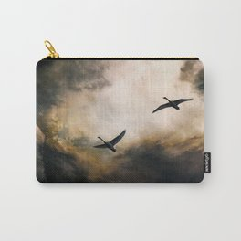 The Sound Of Silence Carry-All Pouch