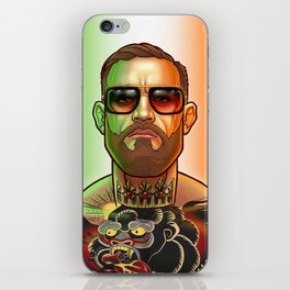 The Notorious iPhone Skin
