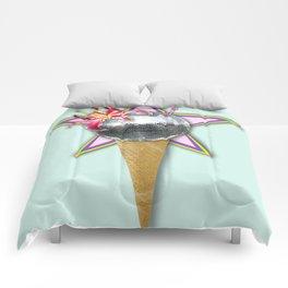 DISCO ICE CREAM Comforters
